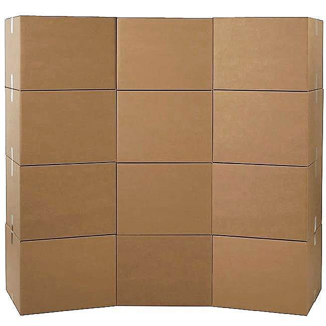 Large Moving Boxes - Bundle of 12 Boxes LMB-12