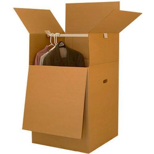 Wardrobe Moving Box WB-1