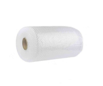 Bubble Cushioning Wrap Roll 20' & Perforated Every 12