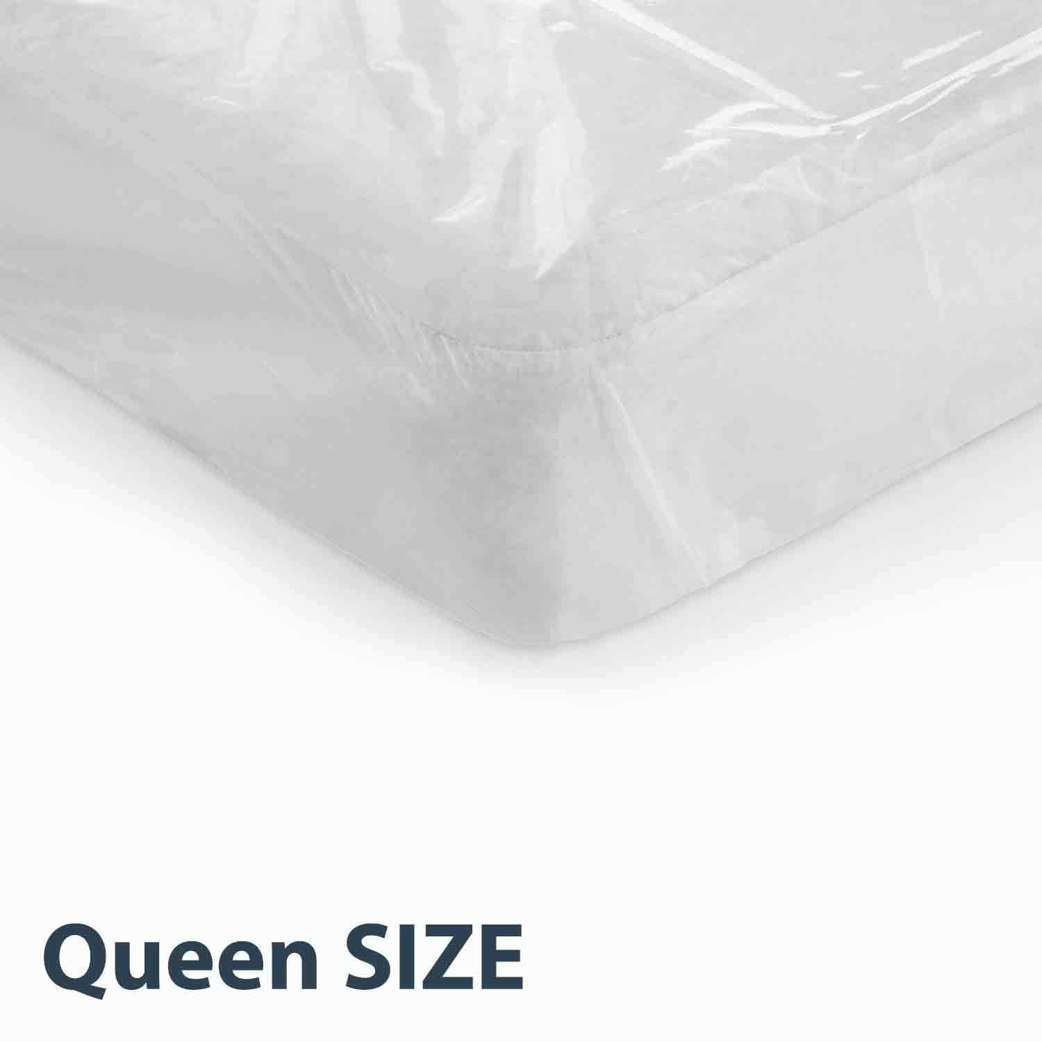Queen Size Mattress Bag Cover For Protection During Moving QMBC-1