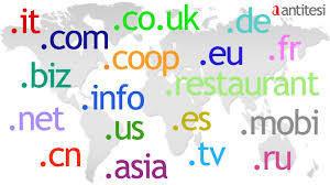 Rinnovo dominio e spazio hosting e assistenza sito base