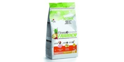 TRAINER FITNESS 3 ADULT MINI CONIGLIO PATATE OLIO KG 2