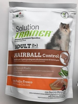 TRAINER SOLUTION HAIRBALL CONTROLL GR 300 POLLO FRESCO