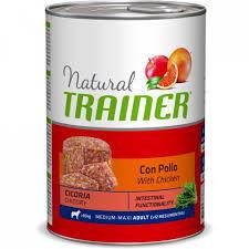 Trainer Natural Adult con pollo