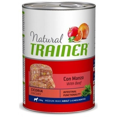 Trainer Natural Adult con manzo
