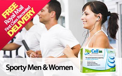 Sporty Men & Women [NuCell IM]