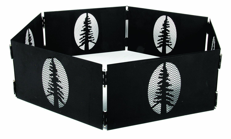 キャンプファイヤーリング (Portable Campfire Ring)