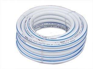 White PVC Washdown Hose