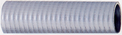 PVC Water Suction Hose Grey