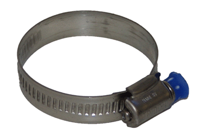 All S/S Hose Clamps Smooth Band