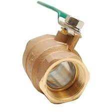 Bronze Full Port Ball Valve F&F