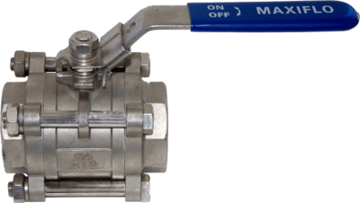 Stainless Steel 3PC BALL VALVE