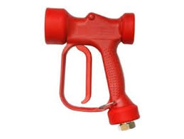 Hot Water Gun Nozzle Red