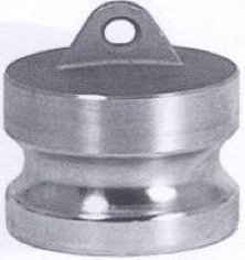 Camlock Dust Plug TYPE DP