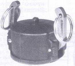 Poly Camlock Dust Cap