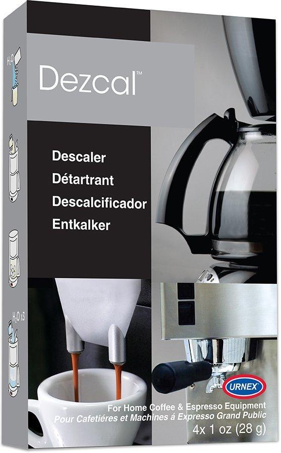 Urnex Dezcal Порошок для удаления накипи