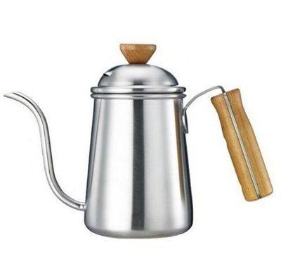 Tiamo Чайник с деревянной ручкой