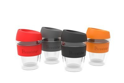 Brewista Smart Mug Кружка 200мл, красная