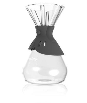 BREWISTA Hourglass Декантер для заваривания кофе на 8 чашек 1.2л