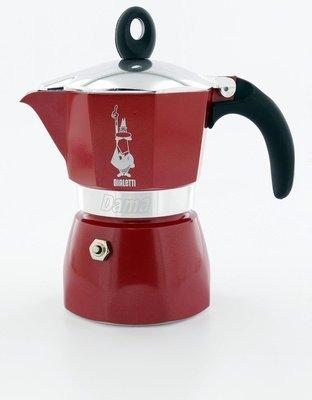 Bialetti Dama Glamour Гейзерная кофеварка на 3 порции