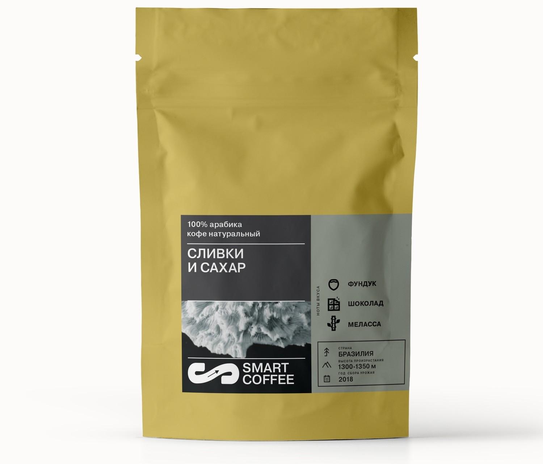 Кофе «Сливки и Сахар»