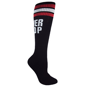 MOXY Socks NEVER STOP Athletic Socks
