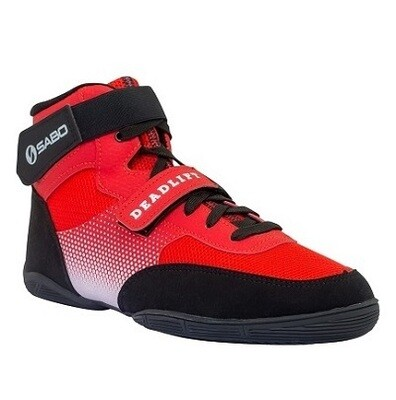 SABO DEADLIFT 1 2019 RED powerlifting deadlift gym shoes