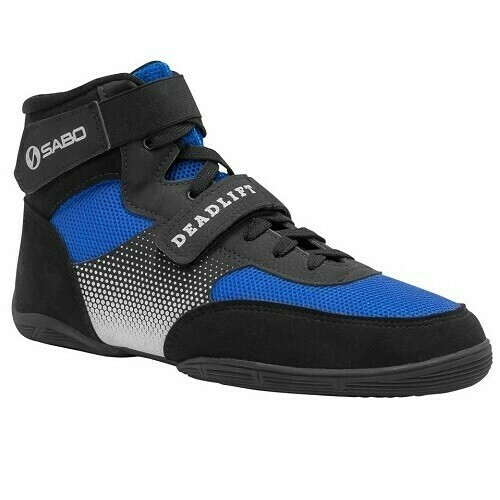 SABO DEADLIFT 1 2019 BLUE powerlifting deadlift gym shoes