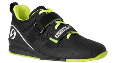 SABO POWERLIFT LIME shoes for weightlifting powerlifting crossfit gym