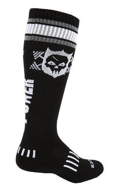 MOXY Socks Power Skull Fitness DEADLIFT Socks