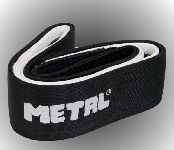 METAL Mystical Black Knee Wraps