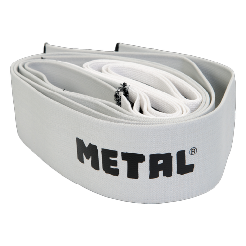 METAL Mystical Silver Knee Wraps
