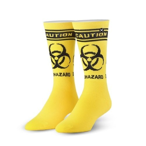 ODD SOX Biohazard Socks