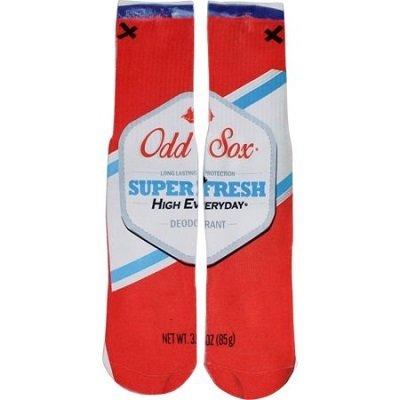 ODD SOX Deodorant Socks