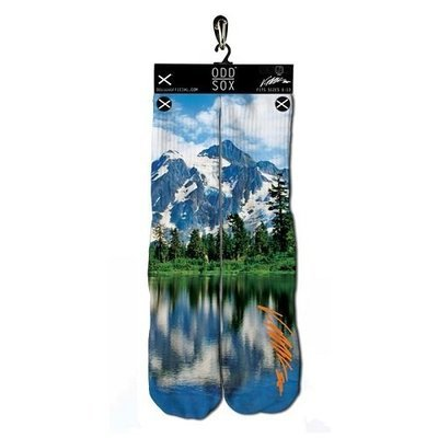 ODD SOX Rockies Socks