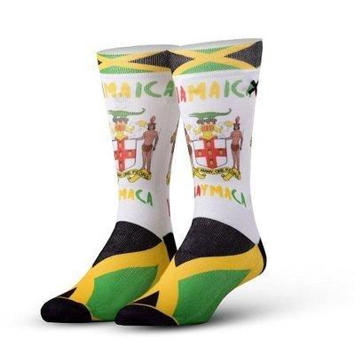 ODD SOX Jamaica Socks