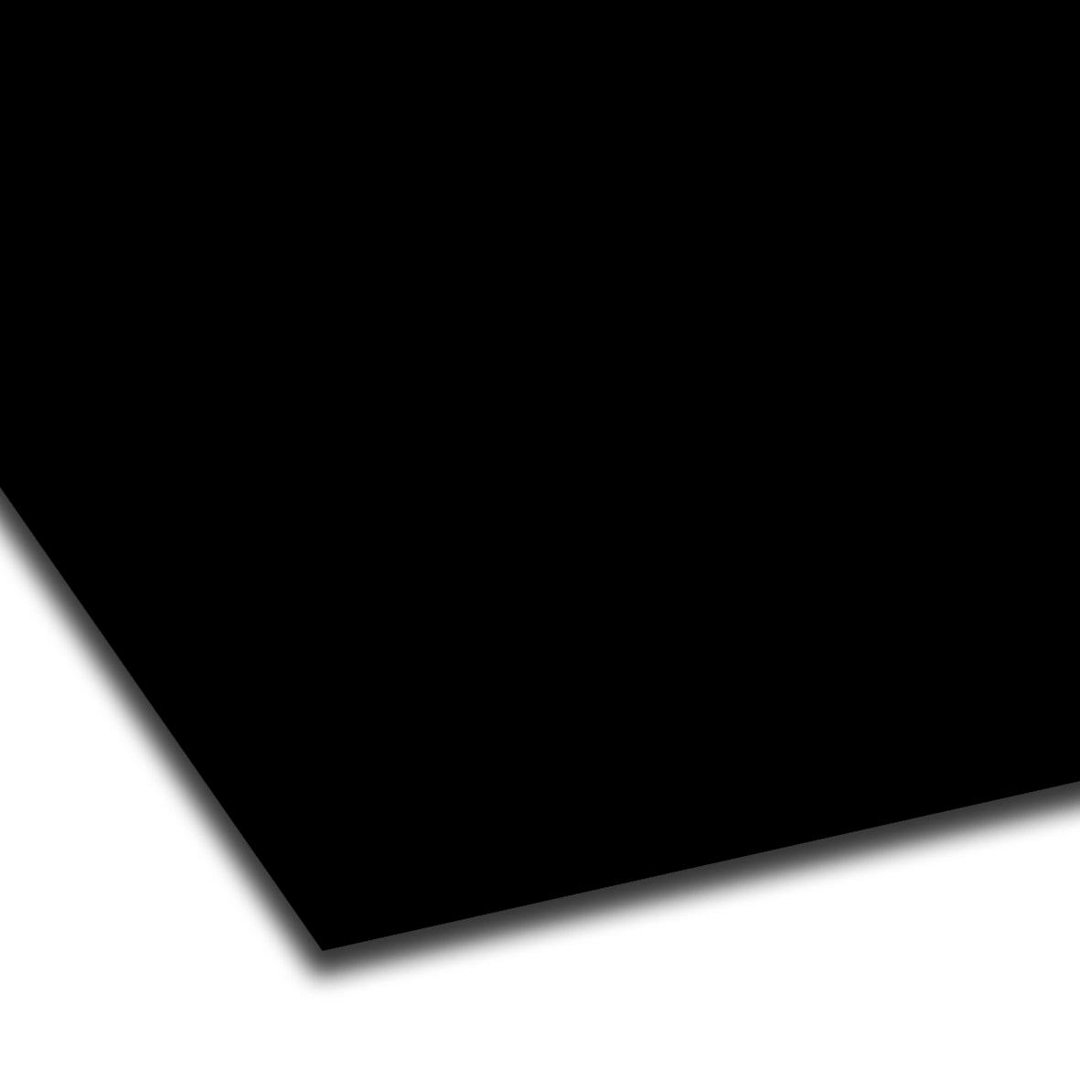 Cyrus Light 1000 x 2500 mm Black hochglanz 1800