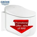 Grohe Sensia Shower Toilet
