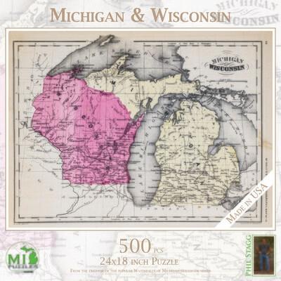 Michigan & Wisconsin