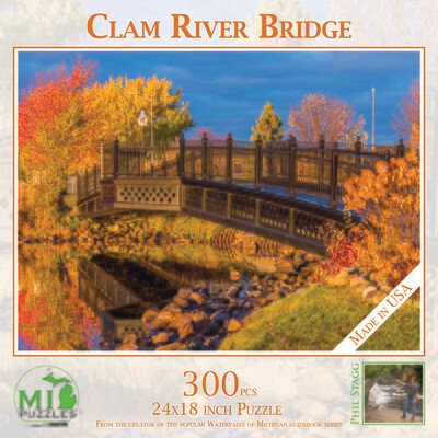 Clam River Bridge