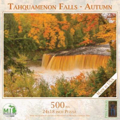 Tahquamenon Falls - Autumn
