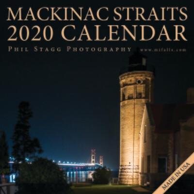 Mackinac Straits 2020 Calendar