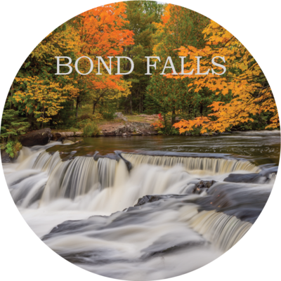 Bond Falls Magnet