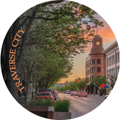 Traverse City (Downtown) Magnet