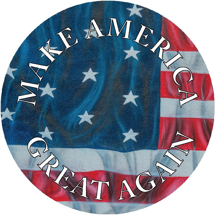 Make America Great Again Magnet