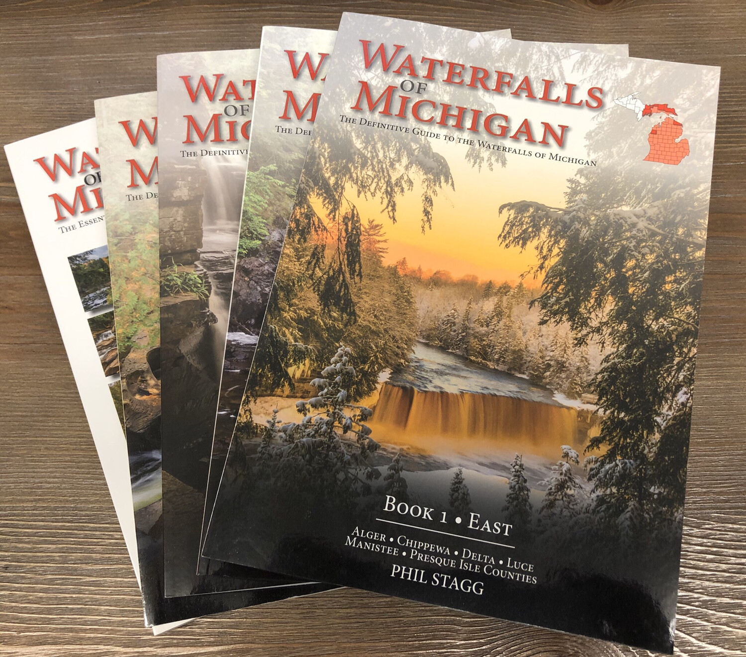 Waterfalls of Michigan - Ultimate Collection!