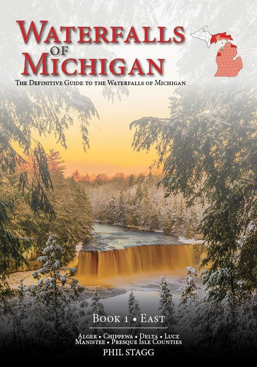 Waterfalls of Michigan (Book 1 - East)