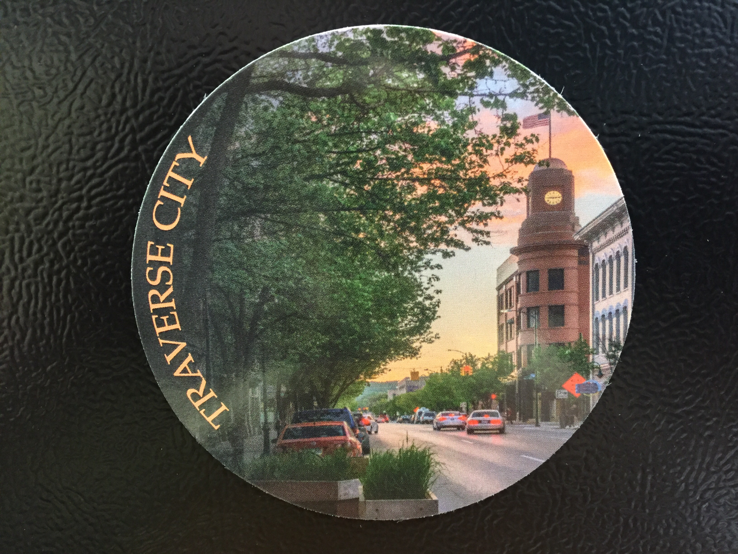 Traverse City (Downtown) Magnet