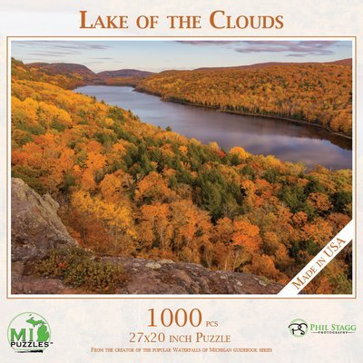 Lake of the Clouds Puzzle