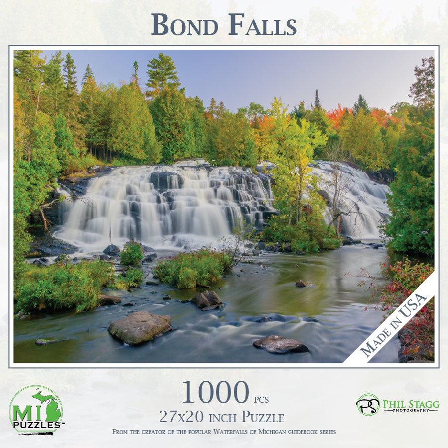 Bond Falls Puzzle